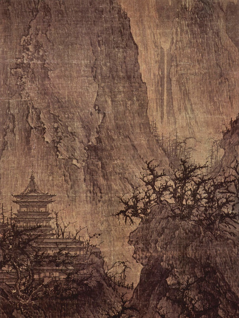 Chinesischer Maler des 11. Jahrhunderts (I) 001
