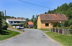 Chmelík, main street.jpg
