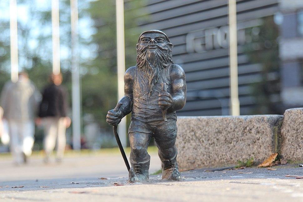 Chodziarz (Walker) Wroclaw dwarf 01