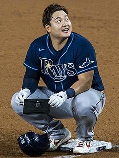 Ji-man Choi Korean baseball player