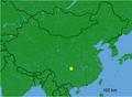 Chongqing dot.png