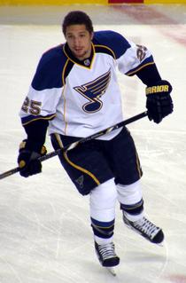 Chris Stewart (ice hockey, born 1987) Canadian ice hockey player