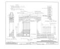 Christ Church (Episcopal), Columbus and Cameron Streets, Alexandria, Independent City, VA HABS VA,7-ALEX,2- (sheet 12 of 13).png
