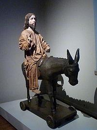 Christ des Rameaux, musée OND de Strasbourg 1.jpg