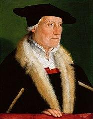 The Cosmographer Sebastien Münster