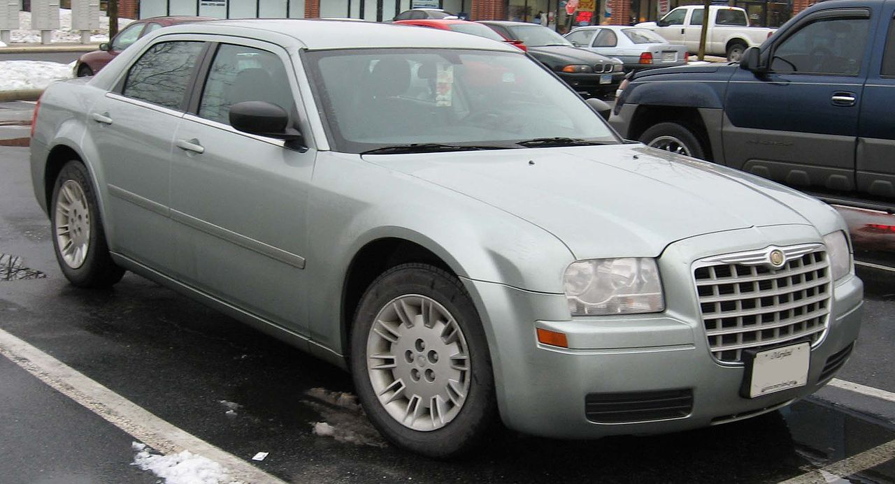 chrysler 300 manual 2005