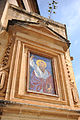 Church exterior, mosaic. Valletta, Malta, Mediterranean Sea.jpg