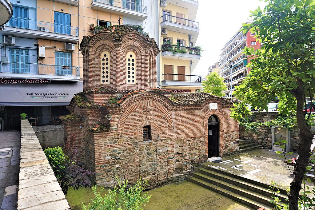 Church of Metamorphosis tou Sotiros (Thessaloniki)