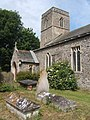 Church of St James, tower and porch - geograph.org.uk - 863713.jpg