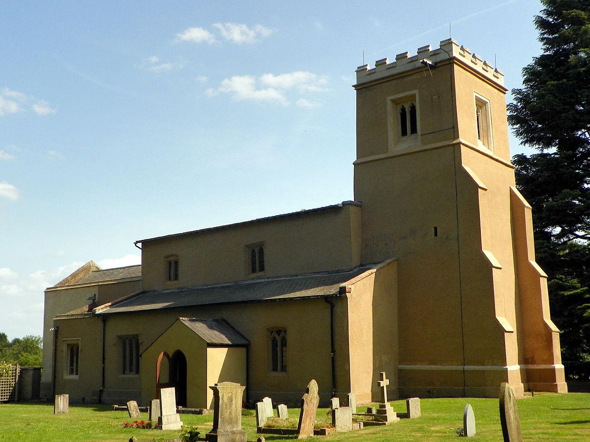 Church of St Mary, Studham - Wikipedia