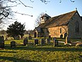 Church of St Peter, Easthope in the winter sunshine. - geograph.org.uk - 1652091.jpg