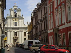 Church of the Transfiguration in Kraków, Poland.jpg