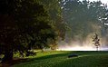 "Cincinnati - Spring Grove Cemetery & Arboretum ""Morning Mist on Geyser Lake"" (4028728057).jpg"