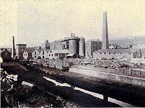 Cinderford Ironworks - Image: Cinderford Ironworks