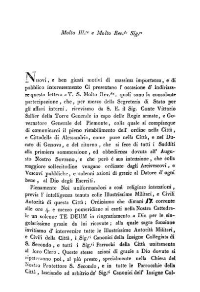 File:Circolare 15 aprile 1821 (Faà di Bruno).djvu