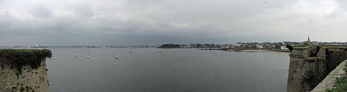 Citadelle de Port-Louis (11) - Rade de Lorient.jpg