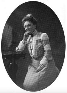 Clara Burdette American suffragist