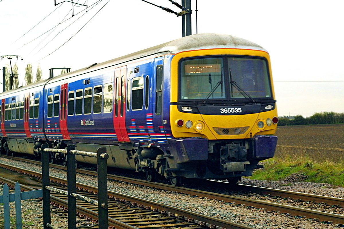 British Rail Class 365 Simple English Wikipedia The