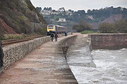 Class 43 on the sea wall at Teignmouth (0134).jpg