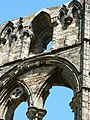 Clerestory, Whitby Abbey - geograph.org.uk - 264496.jpg