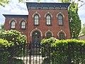 Cleveland, Central, 2018 - Phillip Gaensslen House, Prospect Avenue Historic District, Midtown, Cleveland, OH (28326056048).jpg