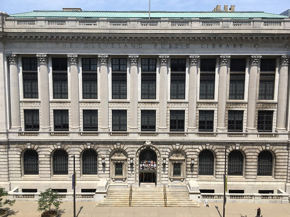 Cleveland Public Library (July 2018)