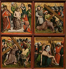Altarpiece with The Passion of Christ