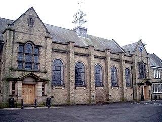 Clitheroe Royal Grammar School Grammar school in Clitheroe, Lancashire, England