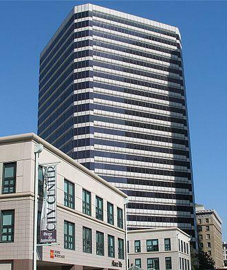 Clorox Building - Image: Cloroxheadquarters