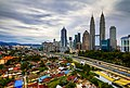 Cloudy Morning - Kampung Baru VS KLCC - Sunrise.jpg