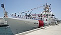 Coast Guard commissions 17th fast response cutter, USCGC Donald Horsley, in San Juan, Puerto Rico -a.jpg