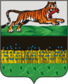 Coat of Arms of Doroninsk (Chita oblast) (1790).png
