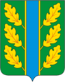 Coat of Arms of Dubrovsky rayon (Bryansk oblast).png