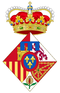 Coat of Arms of Leonor, Princess of Asturias 2014-2015.png