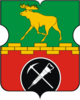 Coat of Arms of Metrogorodok (municipality in Moscow).png