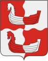Coat of arms of Strugi Krasnijes rajons