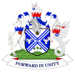Coat of arms of Bury Metropolitan Borough Council.png