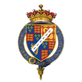 Coat of arms of Charles Fitzroy, 1st Earl of Southampton, KG.png