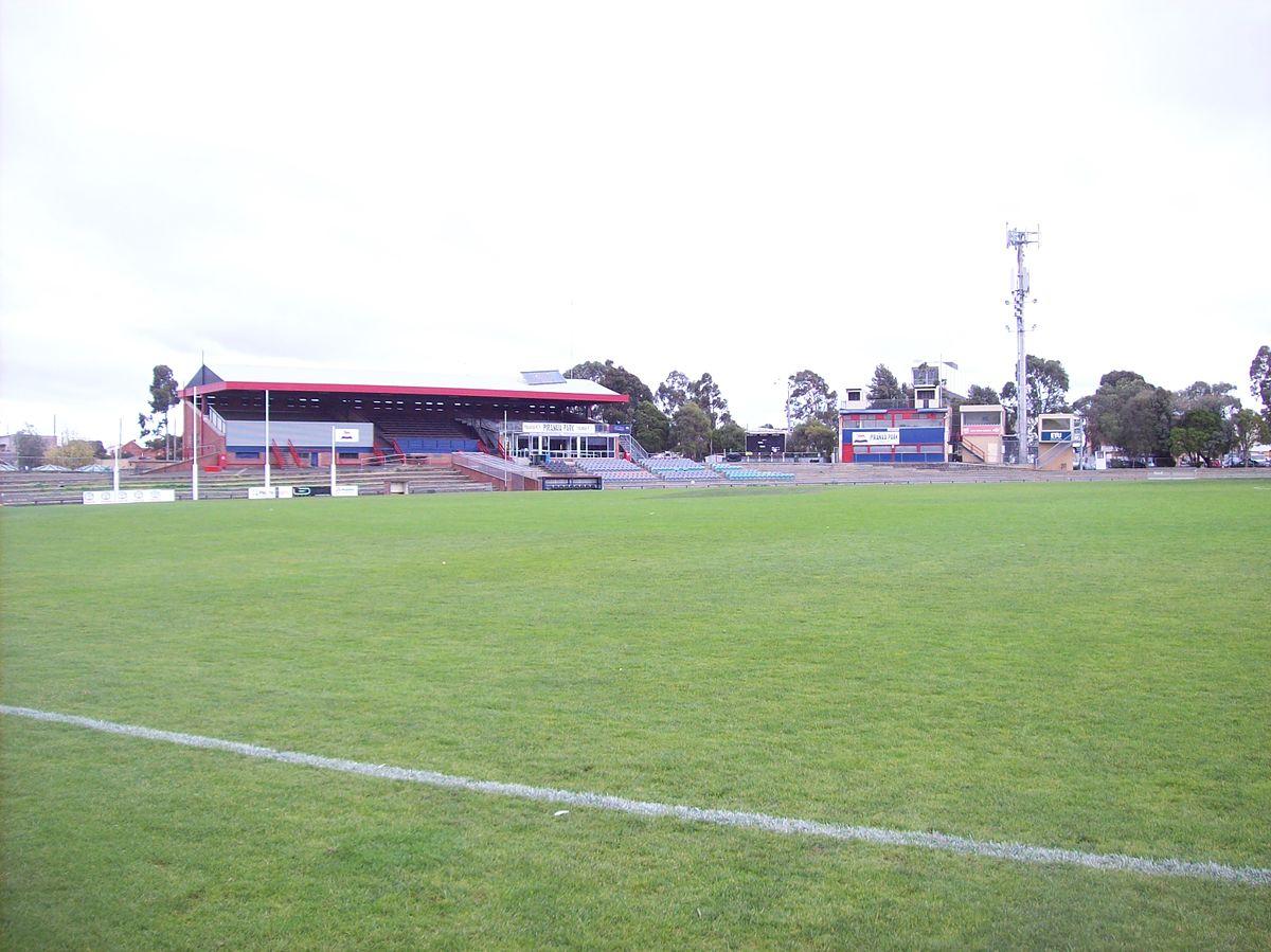 Coburg City Oval Wikipedia