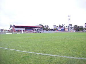 Coburg City Oval - Image: Coburg City Oval