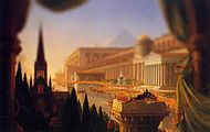 Cole, Thomas - The Architect-s Dream - 1840 - Tilt Shift.jpg