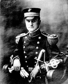Edward B. Cole US MArine Corps officer