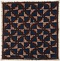 Collectie NMvWereldculturen, RV-847-106, Batikpatroon, 'Selobog', voor 1891.jpg