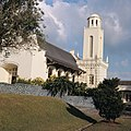 Collectie NMvWereldculturen, TM-20026002, Dia, 'De simultaankerk op het ereveld Menteng Pulo', fotograaf Boy Lawson, 1971.jpg