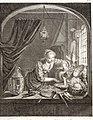 Collection de cent-vingt estampes, gravée d'après les tableaux and dessins qui composoient le cabinet de m. Poullain précédée d'un abrégé historique de la vie des auteurs qui la composent Cette suite (14592267107).jpg