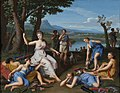 Colombel - Diana returning from the hunt.jpg
