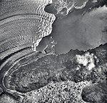 Columbia Glacier, Calving Terminus and Calving Distributary, September 3, 1974 (GLACIERS 1206).jpg