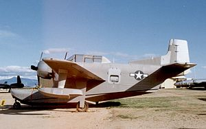 Columbia XJL - The third Columbia XJL-1 preserved at the Pima Air Museum near Tucson, Arizona, in February 1993