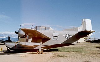 Columbia XJL large amphibian aircraft built only as three prototypes
