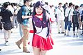 Comic Market 90 Day 2- Cosplayers (29414026391).jpg